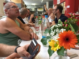 Letzte Herbst-Betriebsversammlung 14.09.2016 in Allschwil